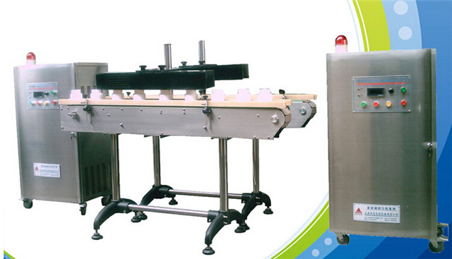 full view of Application OF MODEL Model YX-IS1800 Automatic