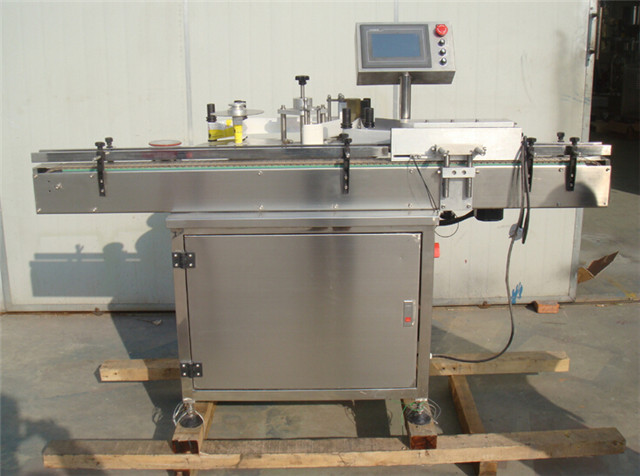 front view of  Aerosol filling capping machine automatic mod