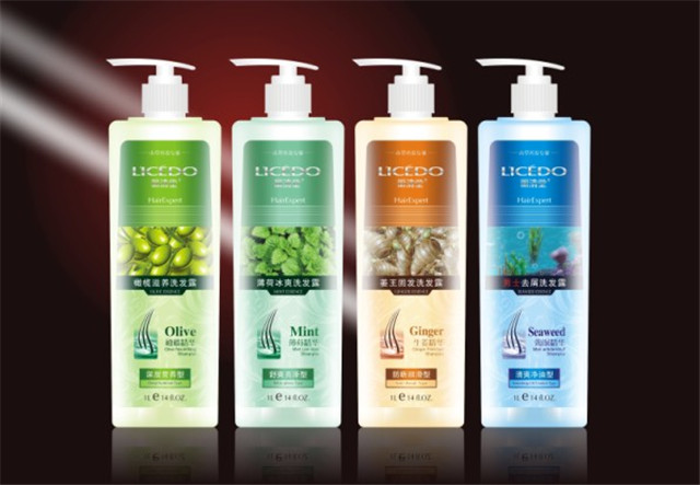 filled bottles of liquid shampoo lotion cream filler.jpg