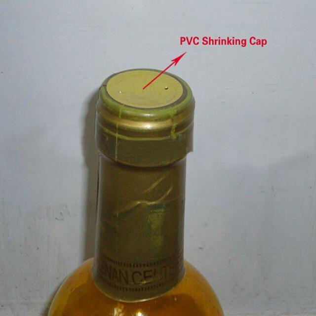 heat shrink machine for wine bottles
