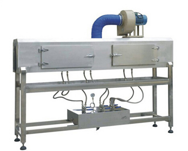 shrink tunnel machine electric heating steam for shrinkage wrapping packaging shrink wrap machines