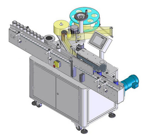 3D drawing of round bottles automatic labeling machine.jpg