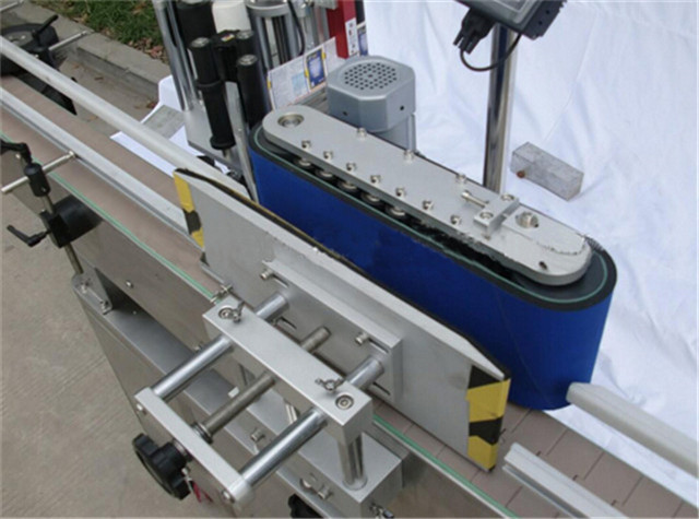 product details of round bottles automatic labeling machine.