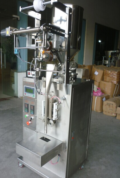 Bags liquid filler equipment automatic single lane juice filling alcohol bagging packing equipment
