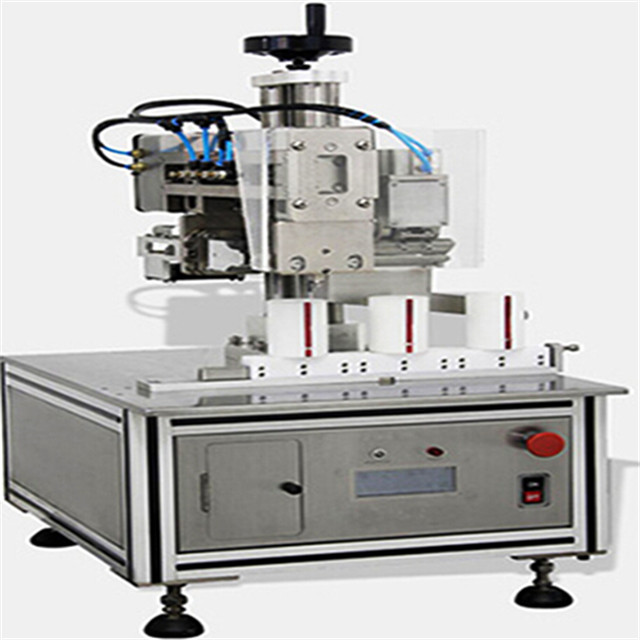 ultrasonic sealing machine for tubes plastic laminated hose