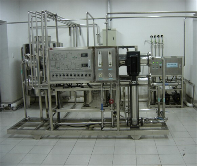 whole view of reverse osmosis treatment industrial water pur