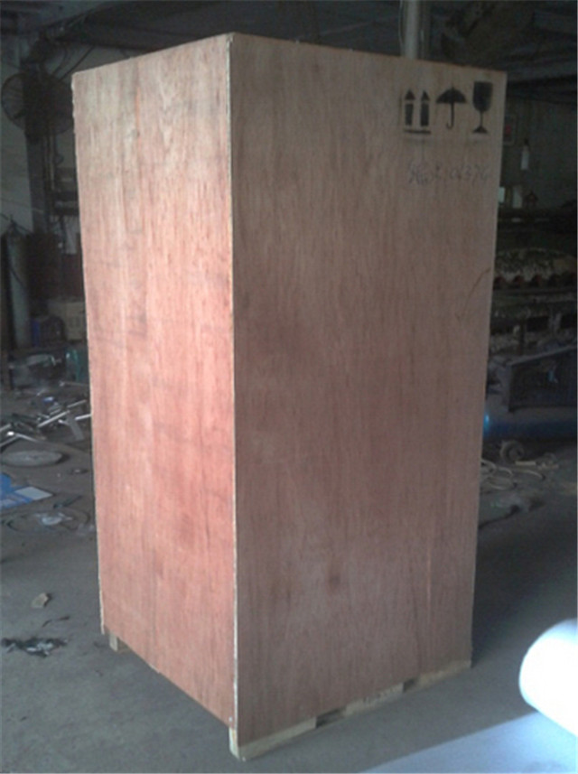 wooden case packing of the reverse osmosis treatment industr
