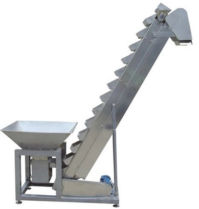loading system of Semi Automatic Nuts Beans Granule Weighing