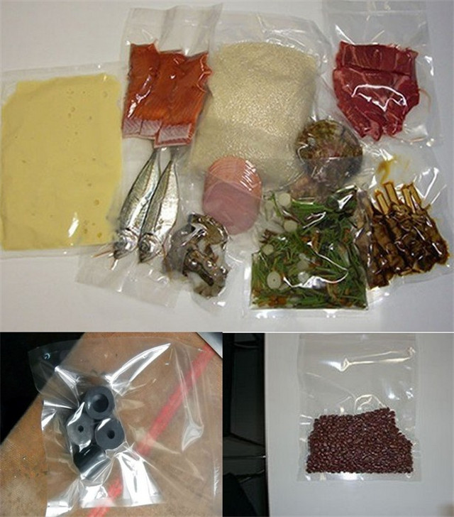 final sample products by  Double chamber fresh food rice mea